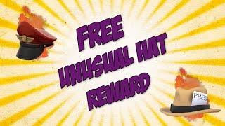 getlinkyoutube.com-TF2 - FREE UNUSUAL HAT REWARD