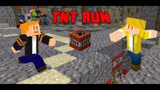 getlinkyoutube.com-【Minecraft】 TNT RUN