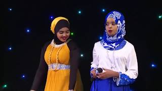 SACDIYO SIMAN -XIDDIGTA SANADKA & MUUQAAL SHIDAN - HEESTII 'DEEQSI HIILO'   2017 HD