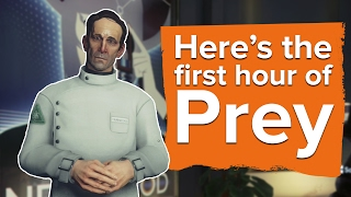 Let's Play the First Hour of Prey