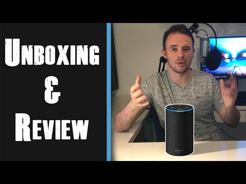 Amazon Echo 2nd Gen Review