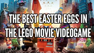 getlinkyoutube.com-The Best Easter Eggs In The Lego Movie Videogame
