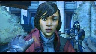 getlinkyoutube.com-Dishonored: The Knife Of Dunwall DLC - Killing Billie Lurk