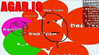 getlinkyoutube.com-AGAR.IO GAMEPLAY TEAMS VS TEAMS #11 | INSCRITOS VS ƵŦ!