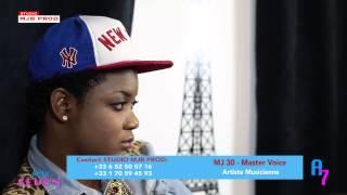"""getlinkyoutube.com-MJ 30 parle de son mariage et du miroir """"son nouvel Album"""" sur ACTU 7 by Marc JACOB PROD"""