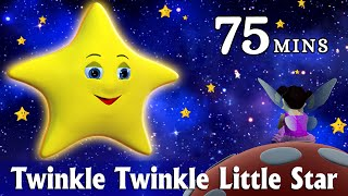 getlinkyoutube.com-Twinkle Twinkle Little Star Nursery Rhyme - Kids Songs - 3D Animation Rhymes for Children