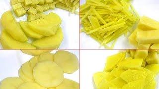 getlinkyoutube.com-Формы нарезки овощей и фруктов