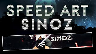 getlinkyoutube.com-Speed Art #20 | Sinoz | Minecraft GFX