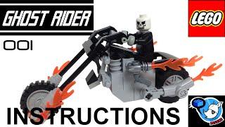 getlinkyoutube.com-LEGO Ghost Rider set INSTRUCTIONS