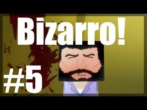 Jogos Bizarros - Ep 5 - Thirty Flights of Loving