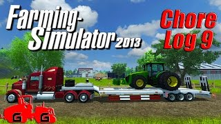 getlinkyoutube.com-Farming Simulator 2013: Chore Log 9 - Farmin' Facelift!
