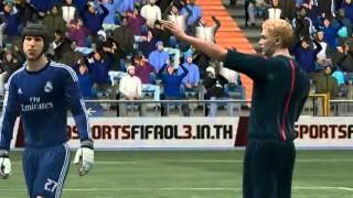 getlinkyoutube.com-FIFA ONLINE 3 MANAGER 1- 1 ขึ้น C ทอง สุดโหด