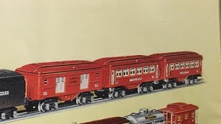Classic Lionel Trains - Late Series Large Passenger Cars 1926-1942