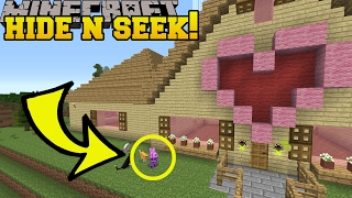 getlinkyoutube.com-Minecraft: COLORFUL CATS HIDE AND SEEK!! - Morph Hide And Seek - Modded Mini-Game