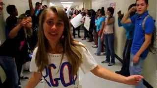 "getlinkyoutube.com-Cleveland High School Lip Dub 2012 - ""We Go Pop 2012"""