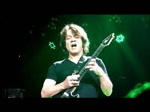 Van Halen HD - Ain't Talkin'  Bout Love LIVE Montreal. Thursday March 15, 2012