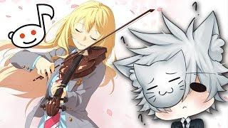 getlinkyoutube.com-The Internet LOVES Anime Music... BUT WHY?