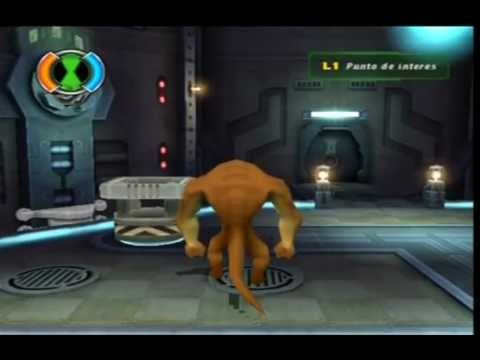 Ben 10 Ultimate Alien Cosmic Destruction - Parte 3 - Españo