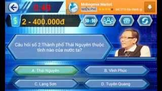 getlinkyoutube.com-Tải Game Ai Là Triệu Phú 2014 Miễn Phí