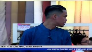 Meet & Greet Jakel Barulah Raya
