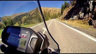getlinkyoutube.com-NC750X - Austria Vorarlberg