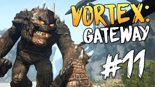 Vortex: The Gateway - Нашел МЕГА МОНСТРА!