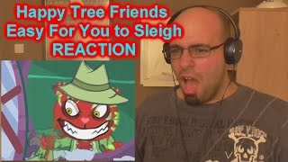 getlinkyoutube.com-Happy Tree Friends Easy For You to Sleigh REACTION