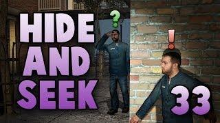 getlinkyoutube.com-Macho Man Likes To Be Found! (Hide & Seek #33)