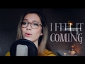 I Feel It Coming - The Weeknd feat. Daft Punk   Romy Wave piano cover