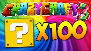 "getlinkyoutube.com-Minecraft Crazy Craft 3.0 (Ep 23) - ""x100 LUCKY BLOCKS!"" w/ Ali-A"