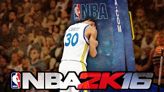 getlinkyoutube.com-NBA 2K16 Stephen Curry MVP - Born To Be Great