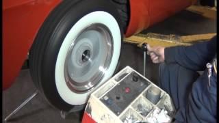 getlinkyoutube.com-On Car Wheel / Tire Balancing