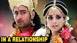 getlinkyoutube.com-Arjun & Draupadi TO FALL IN LOVE in REAL LIFE of Mahabharat -- BREAKING NEWS