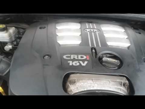 D4CB Kia Sorento 2.5CRDI 170 лс