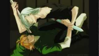getlinkyoutube.com-Link and Dark Link - End of Time (yaoi)