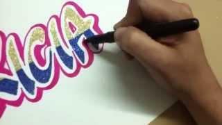 getlinkyoutube.com-caligrafia el caligrafo - calligraphy