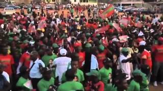 getlinkyoutube.com-Isaías Samakuva em Cabinda | Primeiro Jornal | Tv Zimbo