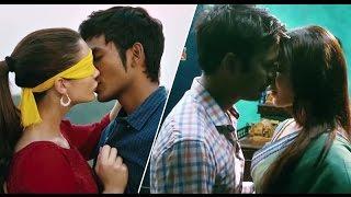 getlinkyoutube.com-Amy Jackson & Samantha hot liplocks with Dhanush in Nava Manmadhudu movie Official Trailer