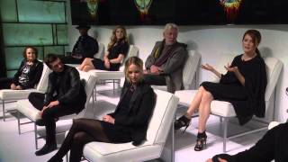 getlinkyoutube.com-The Hunger Games: Mockingjay Part 1 - Press Conference NYC