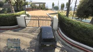 getlinkyoutube.com-Gta 5 -- Glitches und Bugs #001: Todestor [HD]