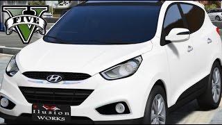 getlinkyoutube.com-GTA V - Piloto de fuga com Hyundai IX35