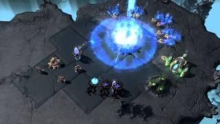 getlinkyoutube.com-Starcraft 2 Legacy of the Void (New Units!)