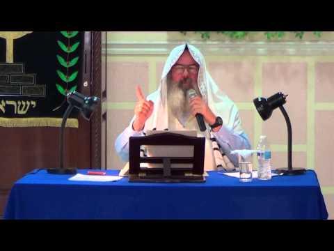 Parashat Vayikra por el Roeh Dr. Javier Palacios Celorio - Kehila Gozo y Paz