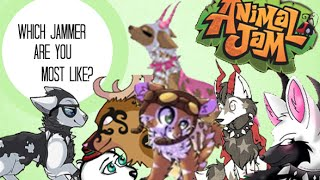 getlinkyoutube.com-Animal Jam: Which Famous Jammer are YOU?