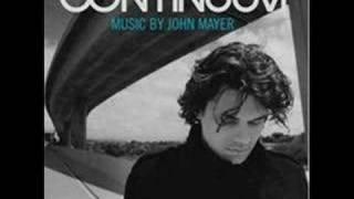 Gravity by John Mayer