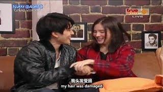 "getlinkyoutube.com-【ENG&CHN SUB】Aom Mike Tae Toh ""Full House Thai"" @Why? Society 7Feb14"