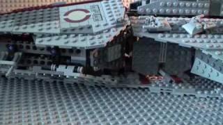 getlinkyoutube.com-LEGO Star Wars Venator-Class Republic Attack Cruiser Review 8039