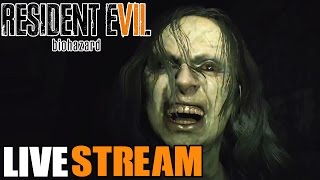 getlinkyoutube.com-Resident Evil 7 Biohazard Gameplay Walkthrough LIVE STREAM! Most Terrifying Experience Ever!