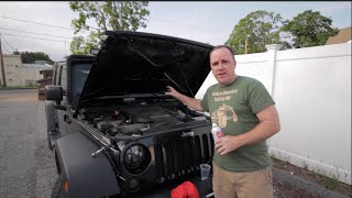 getlinkyoutube.com-How to properly Seafoam a Jeep Wrangler JK