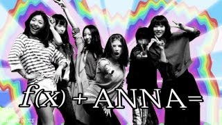 Anna Kendrick goes K-Pop with F(x)